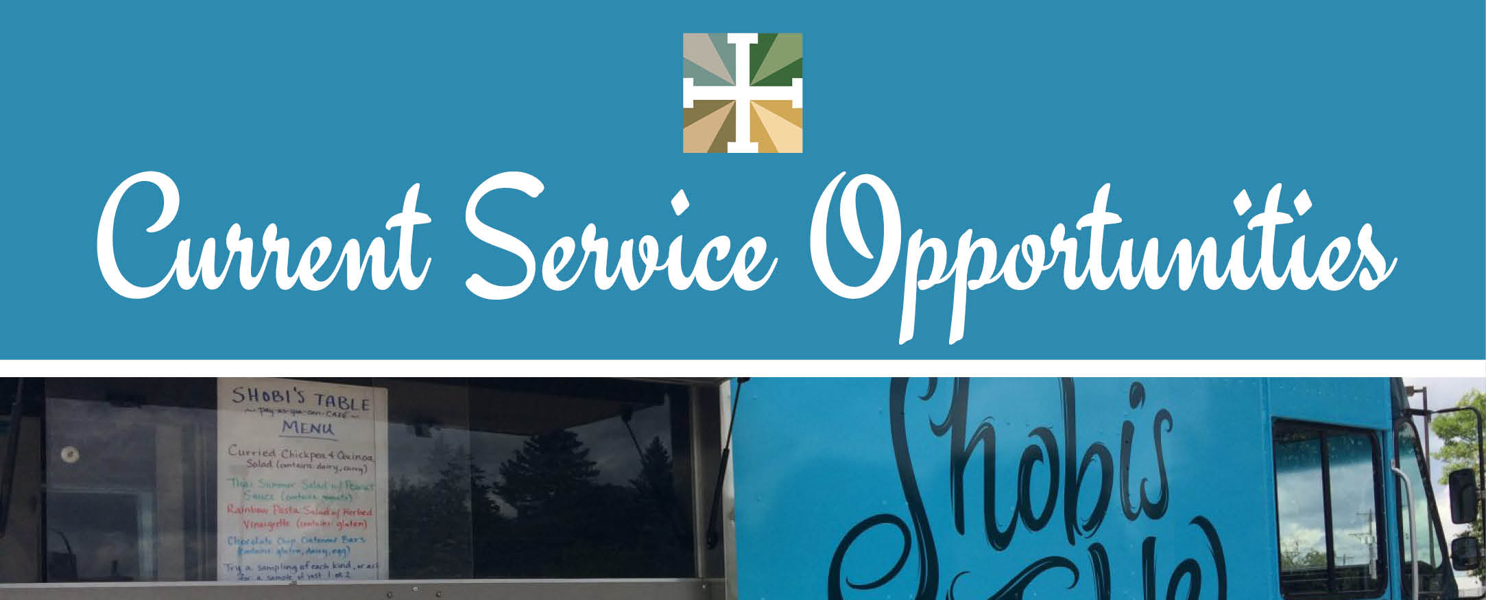 Current service opportunities