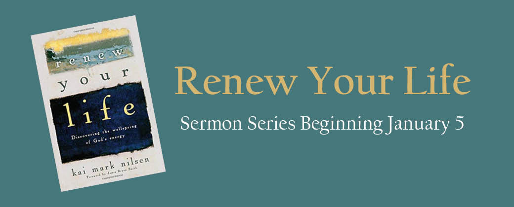Renew Your Life banner