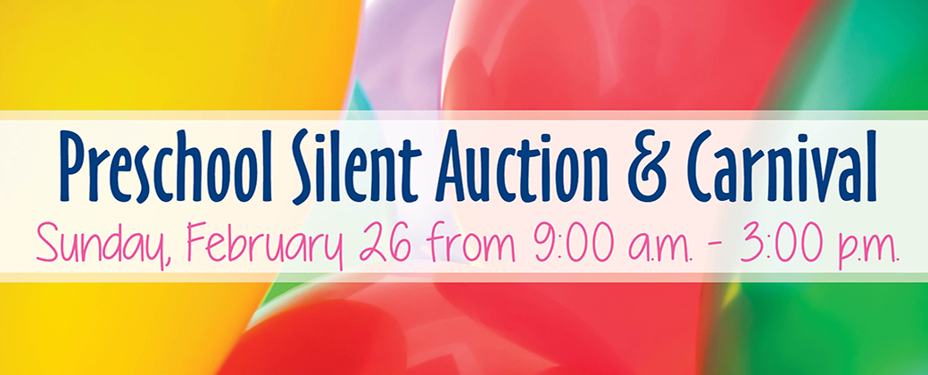 preschool silent auction