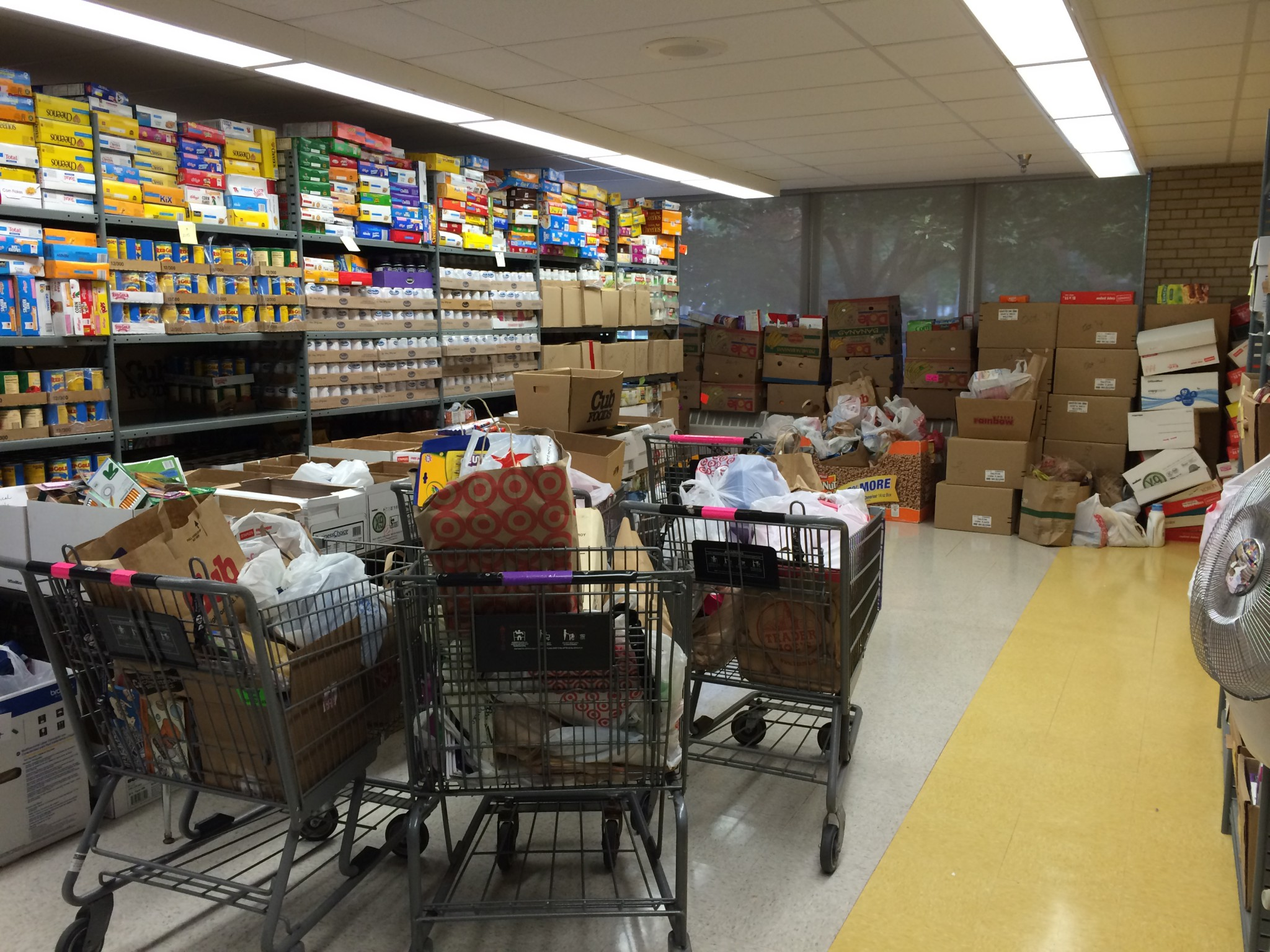 at RR donations from NNO
