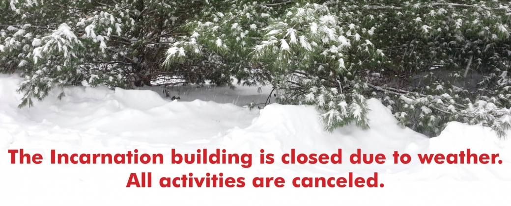 Building Closed Due to Weather_All Activities Canceled