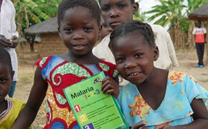 Advent Focus on Malaria